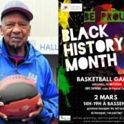 HENRY FIELDS – Le Black History Month rend hommage au pionnier du basket américain en France