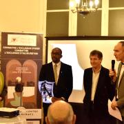 ASSEMBLÉE NATIONALE – Des personnalités s'engagent pour La Maison Contre les Esclavages (photos)