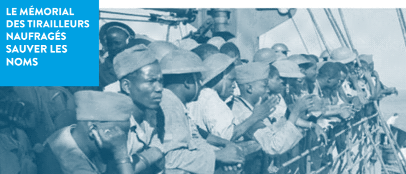 LE CENTENAIRE DU «TITANIC FRANÇAIS» ouvre le Black History Month, 9 janvier au Musée Mer Marine