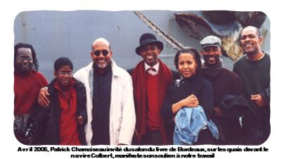 CHAMOISEAU – Contre les statues : les traces-mémoires