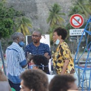 VIDEO – De Fort de France, le premier Cénacle sur le dialogue entre histoire et mémoire dans l'espace public