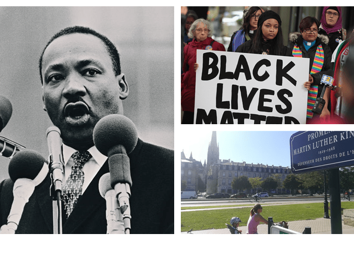 MARTIN LUTHER KING DAY – Honorer l'héritage pour en finir avec le Black Lives Matter