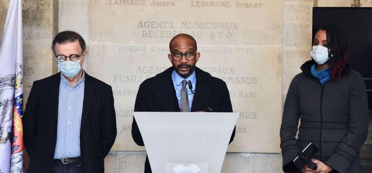 ABOLITION DE L'ESCLAVAGE- Discours du 227e anniversaire à l'Hôtel de Ville de Bordeaux (VIDEO)