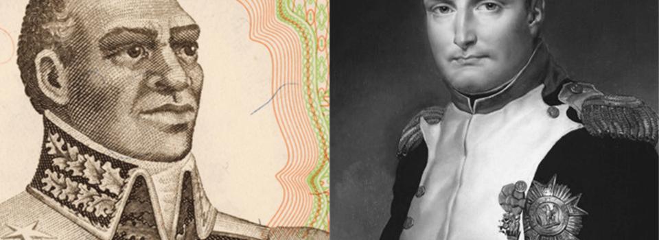 TOUSSAINT LOUVERTURE – Vie et Mort de celui qui a vaincu Napoléon, 7 avril (conférence)