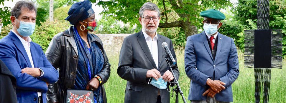 A MÉRIGNAC – Un 23 mai journée nationale des victimes de l'esclavage colonial (images & vidéo)
