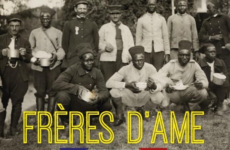 HOMMAGE – Aux 593 soldats des colonies enterrés à Bordeaux, 11 nov, Cimetière Bordeaux Nord