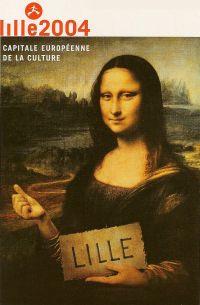 1ère affiche de Lille 2004