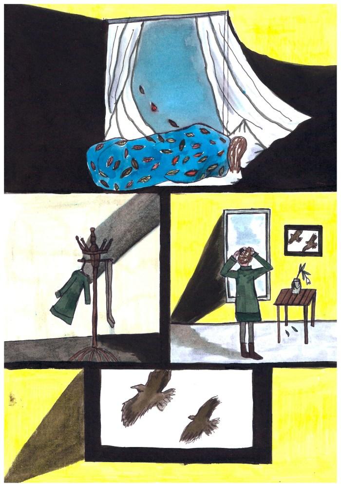 September 2 by Artist Mette Norrie