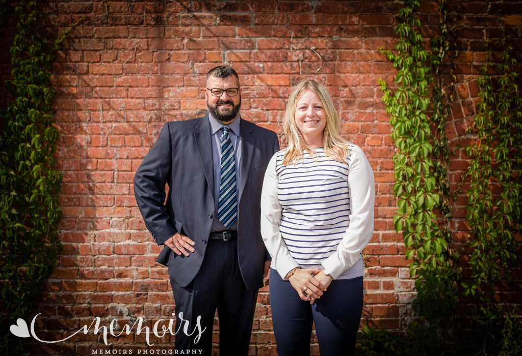 Port Huron Business Head Shot Session