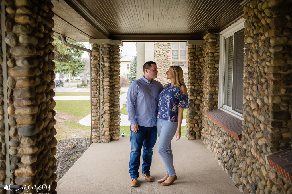 Richmond Michigan Engagement Photographer