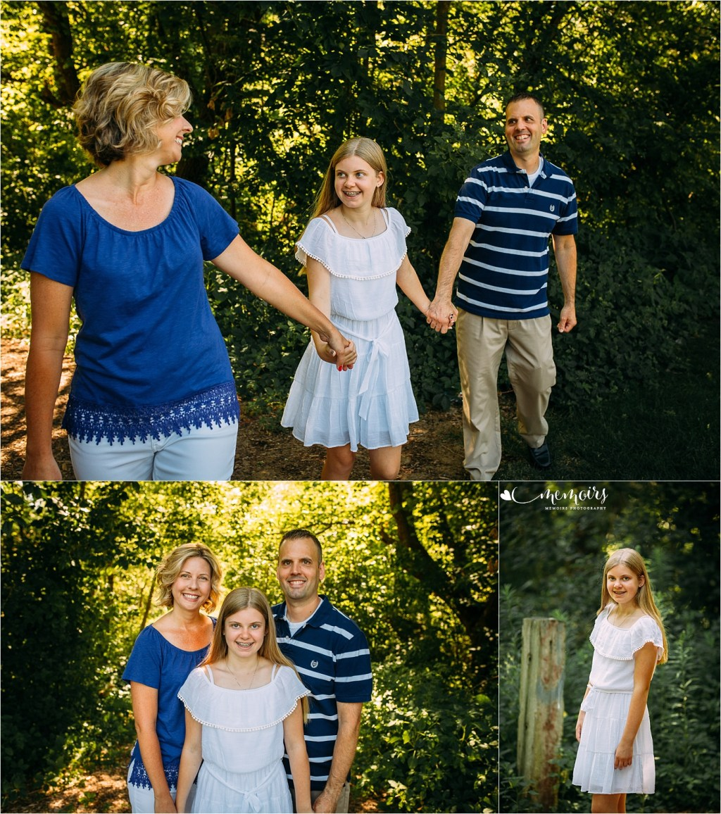 St. Clair County Extended Family Photographer