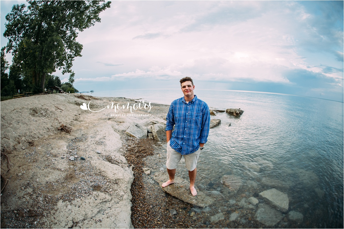 Fort Gratiot Senior Photographer