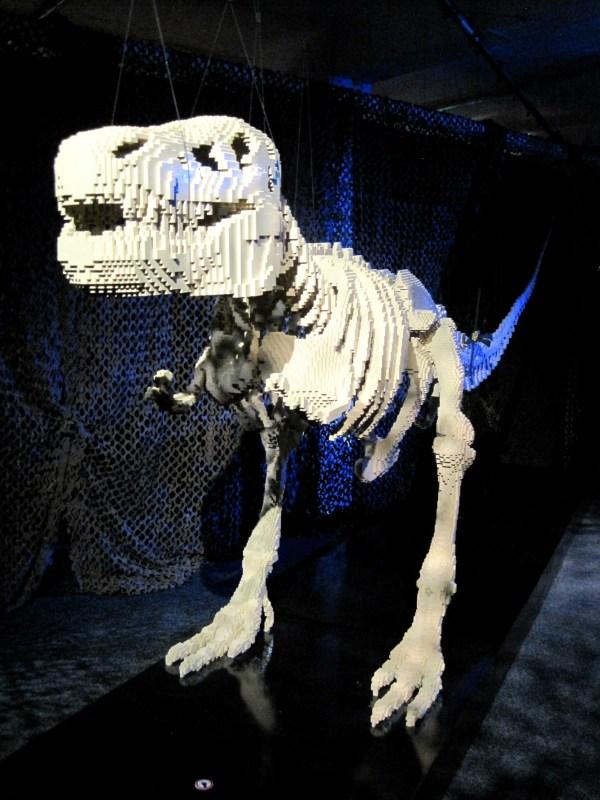 Lego Art Awesome Of Brick Exhibition