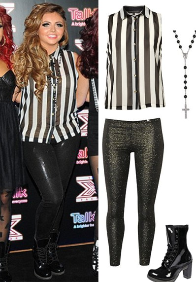 little-mix-jesy-secret-gig-outfit