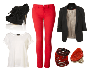 j-brand-red-outfit