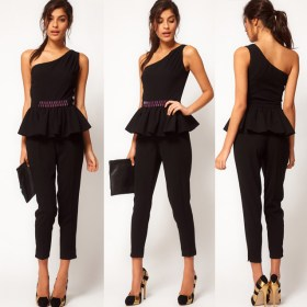 haoduoyi-british-style-beads-decorated-asymmertrical-one-shoulder-font-b-jumpsuit-b-font-font-b-peplum