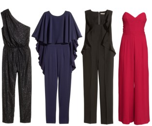 Jumpsuits for holiday party season 1c