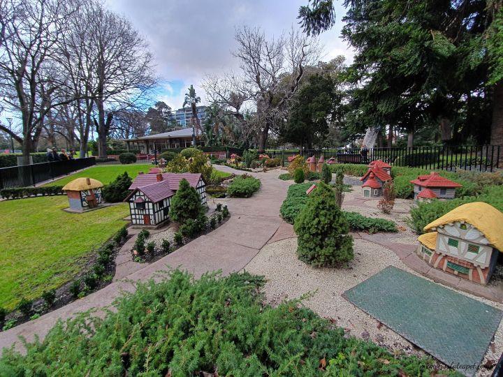 Tudor Village Fitzroy Gardens