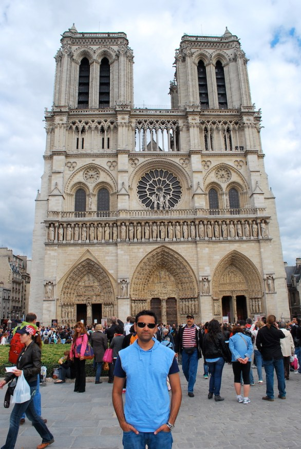 At Notre Dame