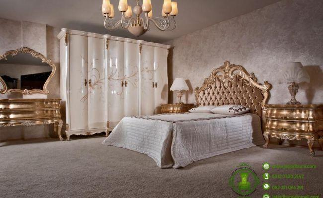 Jual Kamar Set Klasik Jepara Dekorasi Rumah Minimalis