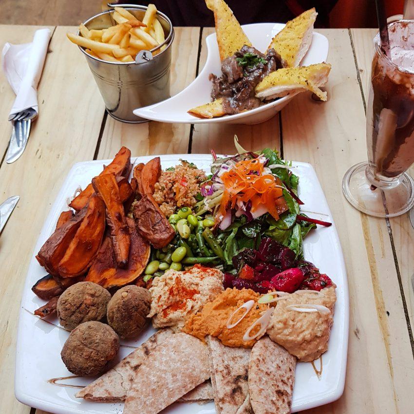 Voltaire vegan Bangor restaurant review. vegan gwynedd
