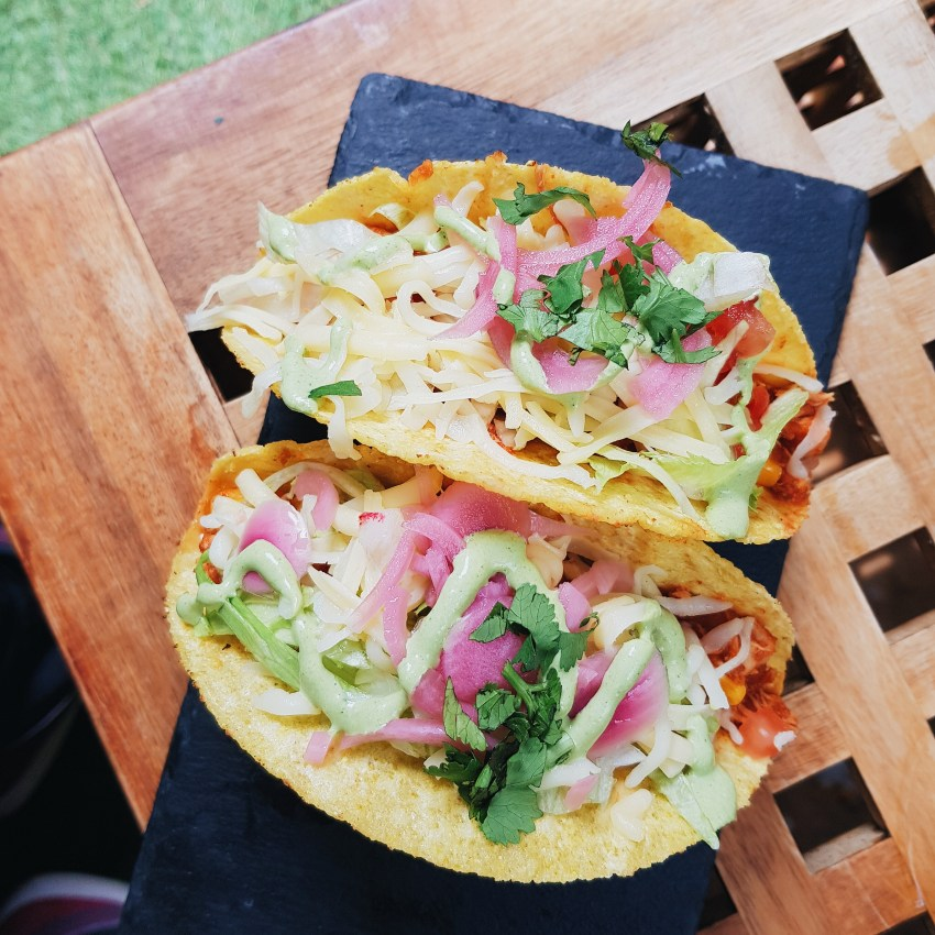 The Courtyard Fulham, tacos