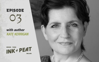 On Writing ~ An Act of Great Audaciousness with Kate Kerrigan