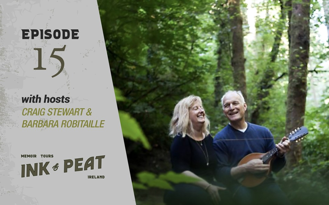 Stories by the Fire ~ with Craig Stewart & Barbara Robitaille