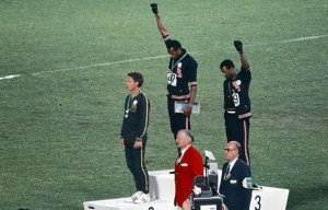 Black Power salute – The human rights salute in Mexico City