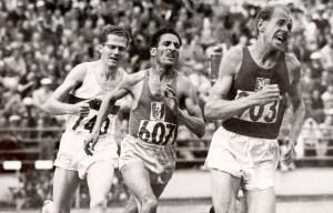 Emil Zatopek – The triple-gold winner in Helsinki