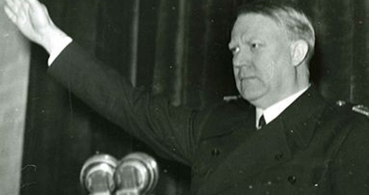 Vidkun Quisling – The Norwegian Nazi is being punished in Oslo