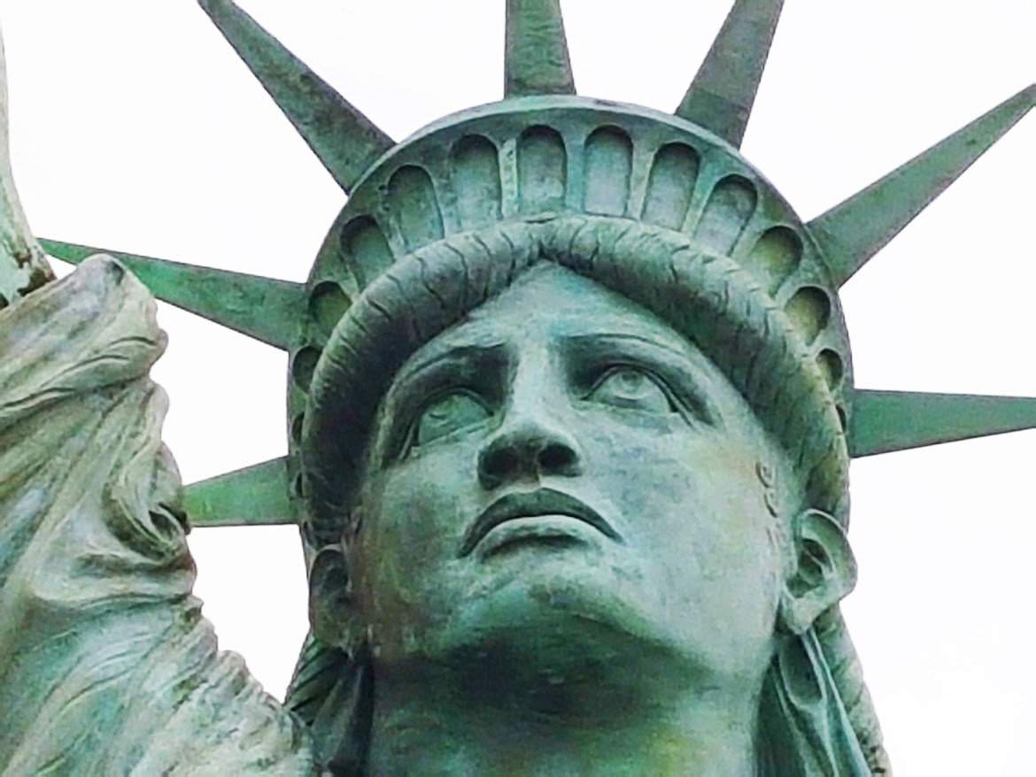 Statue of Liberty – A faithful copy in Colmar