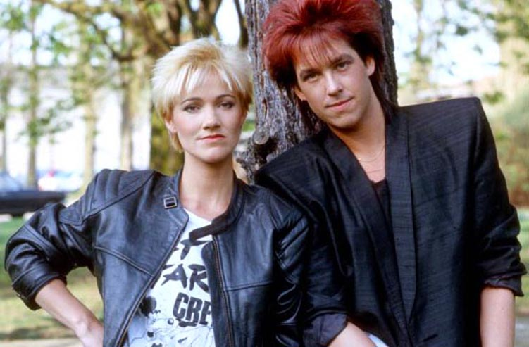Roxette – The debut studio album in Stockholm