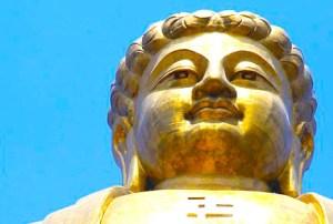 Spring Temple Buddha – The giant Buddha in Lushan