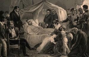 Napoleon Bonaparte – Exile and death in Saint Helena