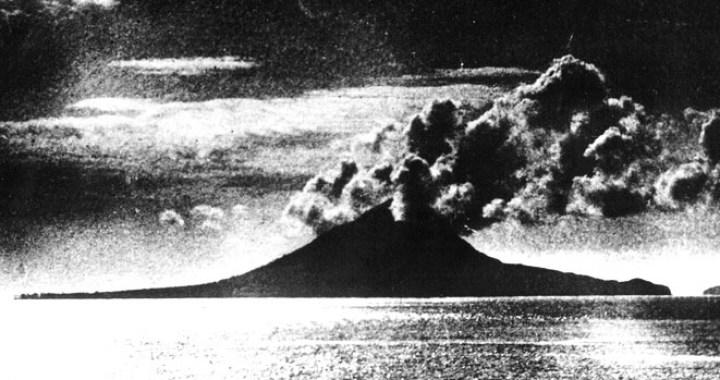 Krakatau – The biggest bang in Anak Krakatau