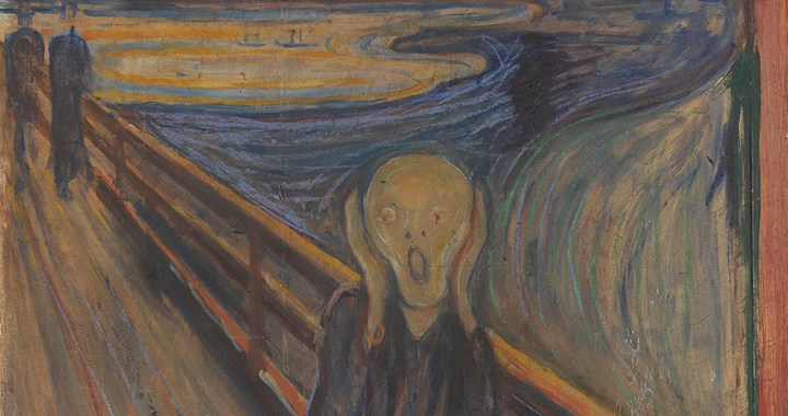 The Scream – The site of the agonized face in Oslo