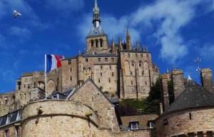 Le Mont-Saint-Michel – The remarkable medieval walled city in La Manche