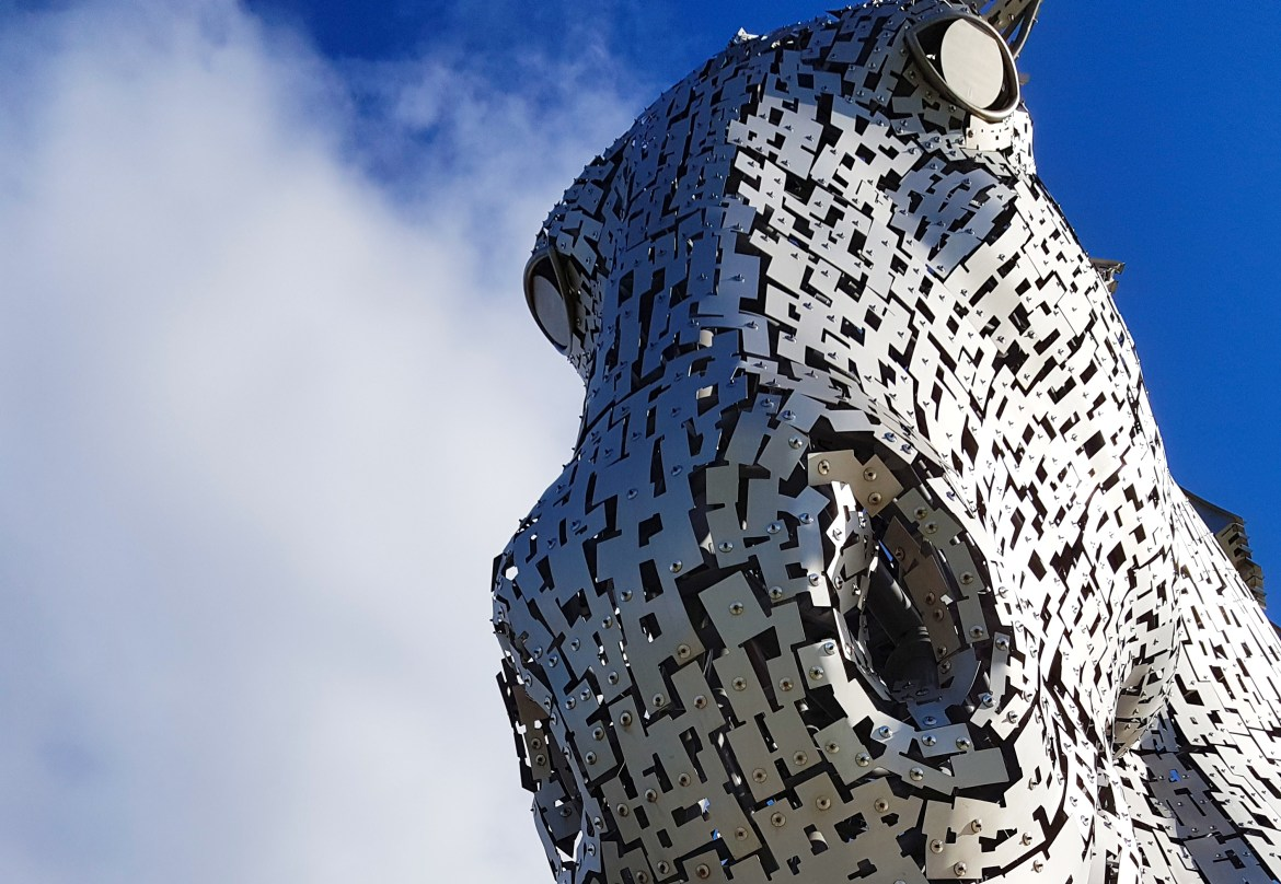 The Kelpies – The horse powered heritage in Grangemouth
