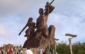 African Renaissance Monument – The statue for the African renewal in Dakar
