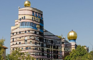Waldspirale – The colorful residential building in Darmstadt