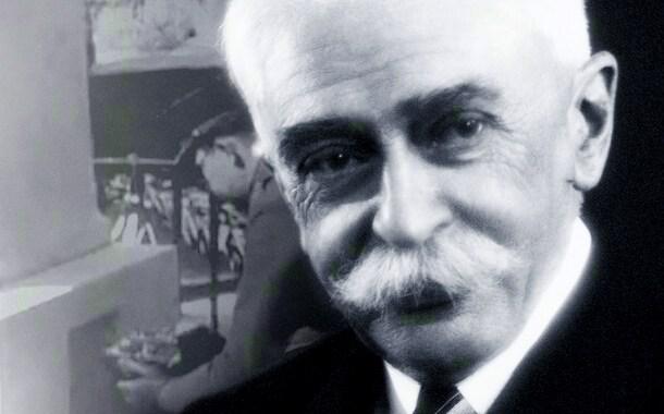 Pierre de Coubertin's heart beat in Olympia