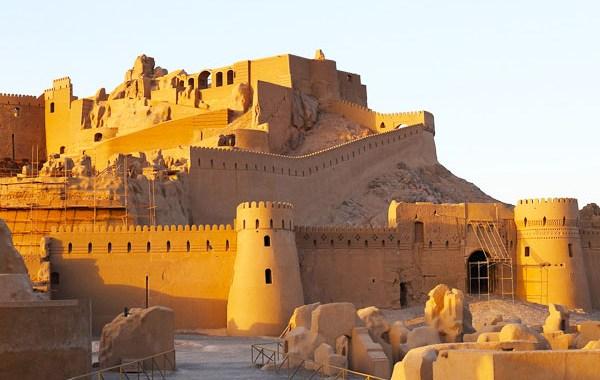 The citadel of Arg-e in Bam