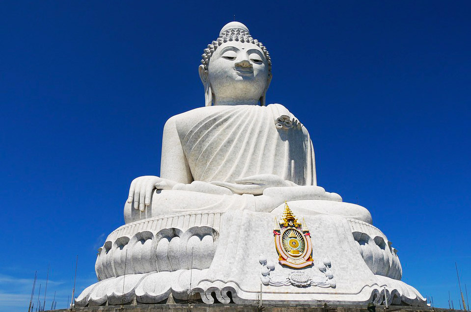 The Great Buddha in Phuket