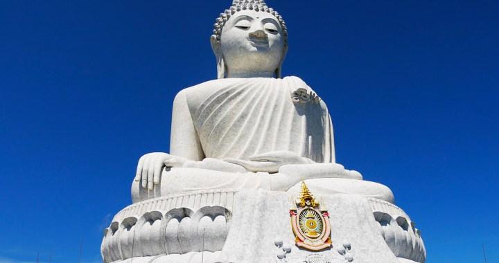 The Great Buddha in Phuket
