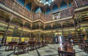 Real Gabinete Português de Leitura – The largest collection of Portuguese literature outside Portugal in Rio de Janeiro