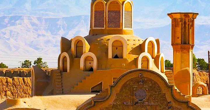 Borujerdi House in Kashan