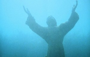 Christ of the Abyss – The submerged bronze statue of Jesus Christ in San Fruttuoso