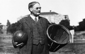 Basketball – The birthplace of the ball in the basket in Springfield