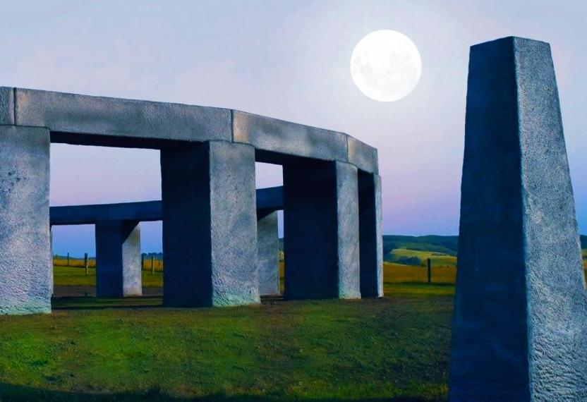 Stonehenge Aotearoa in Carterton